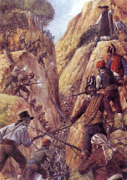 Pin Em Guerra De La Independencia Española 1808 14