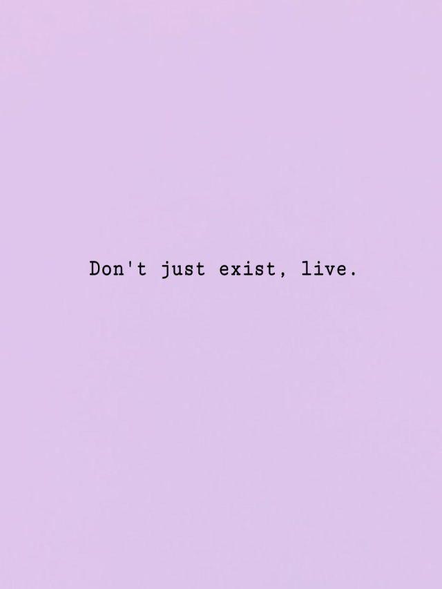 Tumblr Quotes Purple Quotes Quote Aesthetic Lavender Quotes