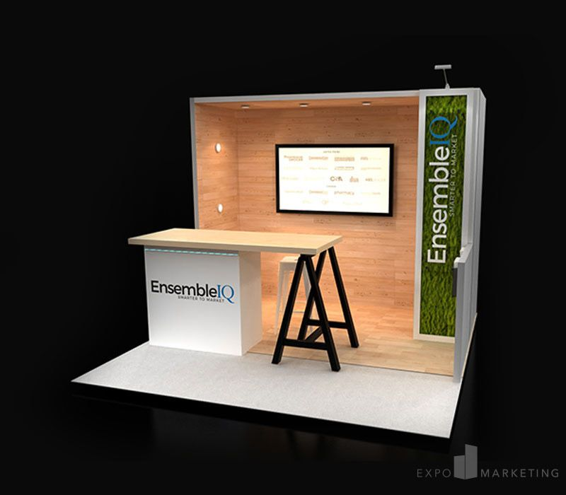 10x10 Trade Show Booth Trade Show Booth Design Event Booth Design Booth Display Design