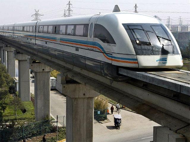 Slideshow India May Get Trains Running At 500 Kmph India May