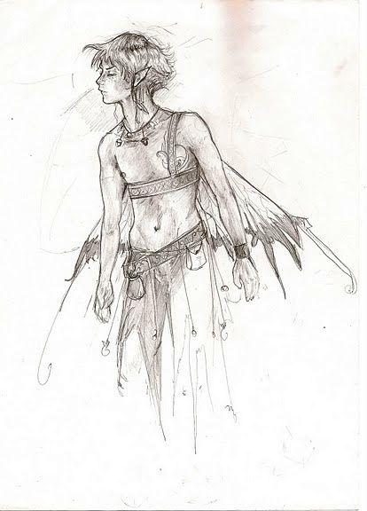 Male fairy by Eydhen.deviantart.com on @deviantART | Male ...