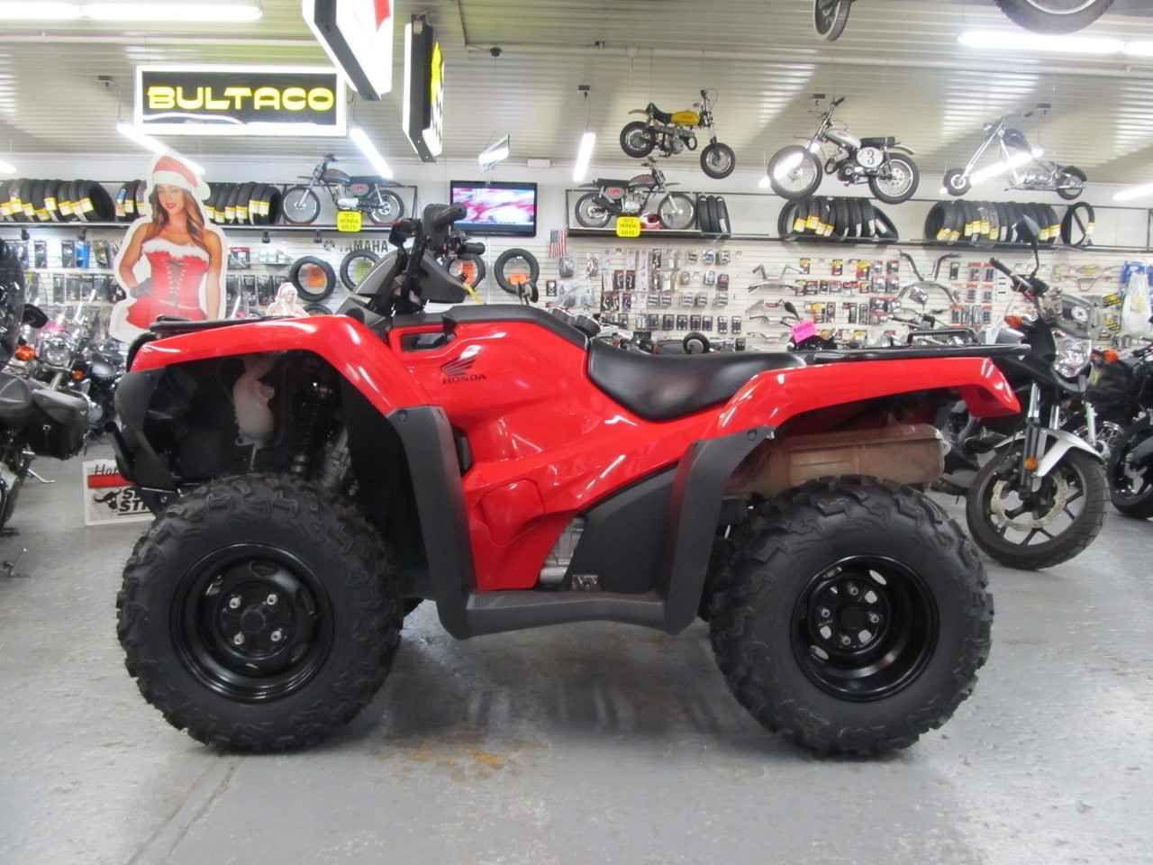 Used 2016 Honda TRX 420 FA ATVs For Sale in Colorado ...