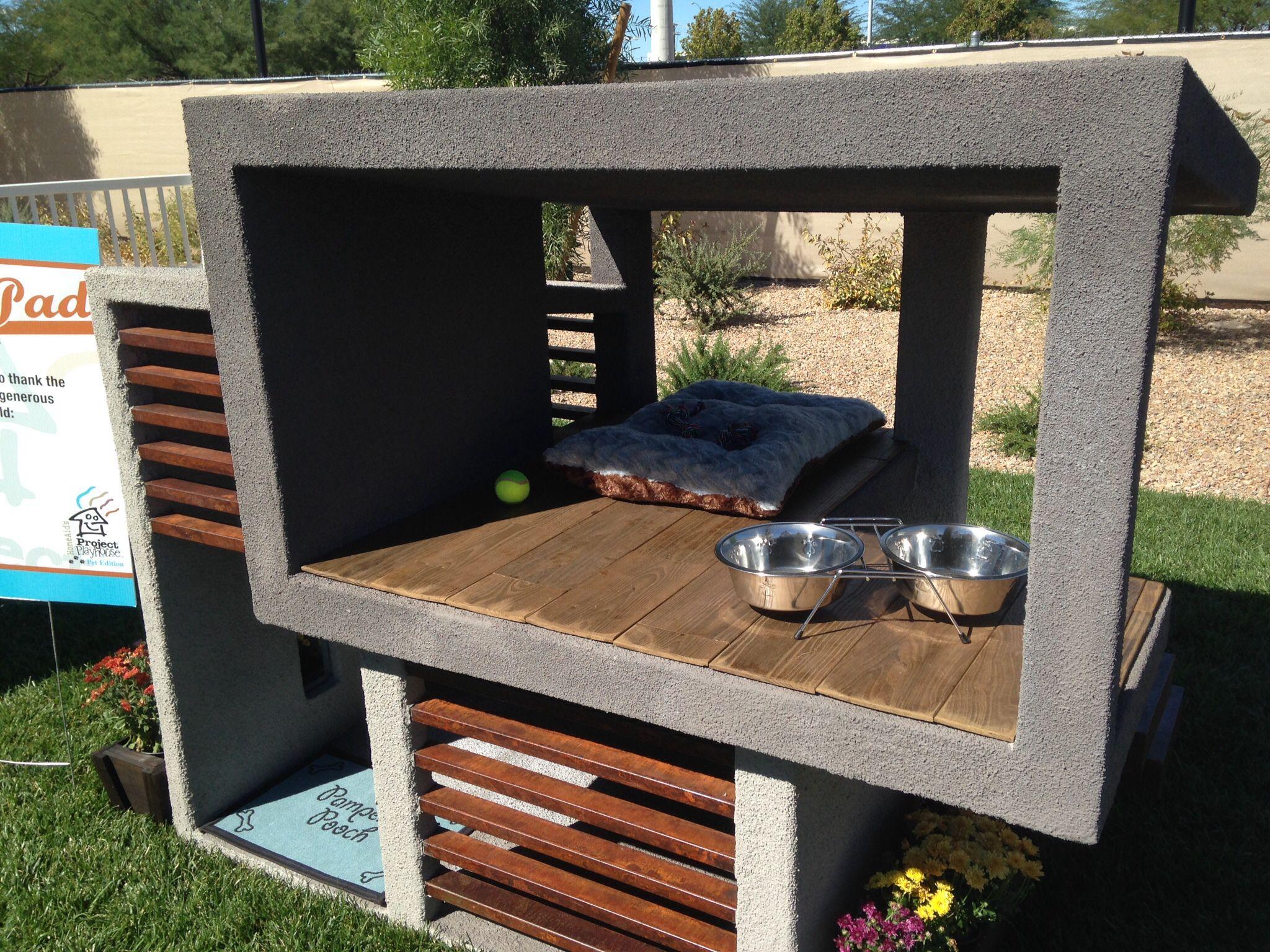 Architectural dog house Best outdoor furniture, Modern