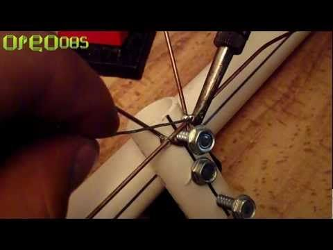 Como Hacer Una Antena Hd Tdt Con Pvc Youtube Antenas