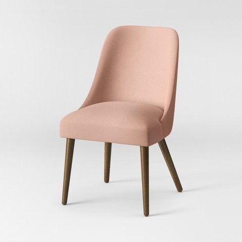 Geller Modern Dining Chair Blush Project 62 Blush Brown