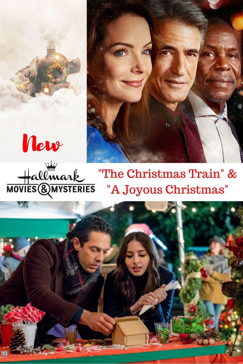 new hallmark hall of fame movie the christmas train plus a joyous christmas