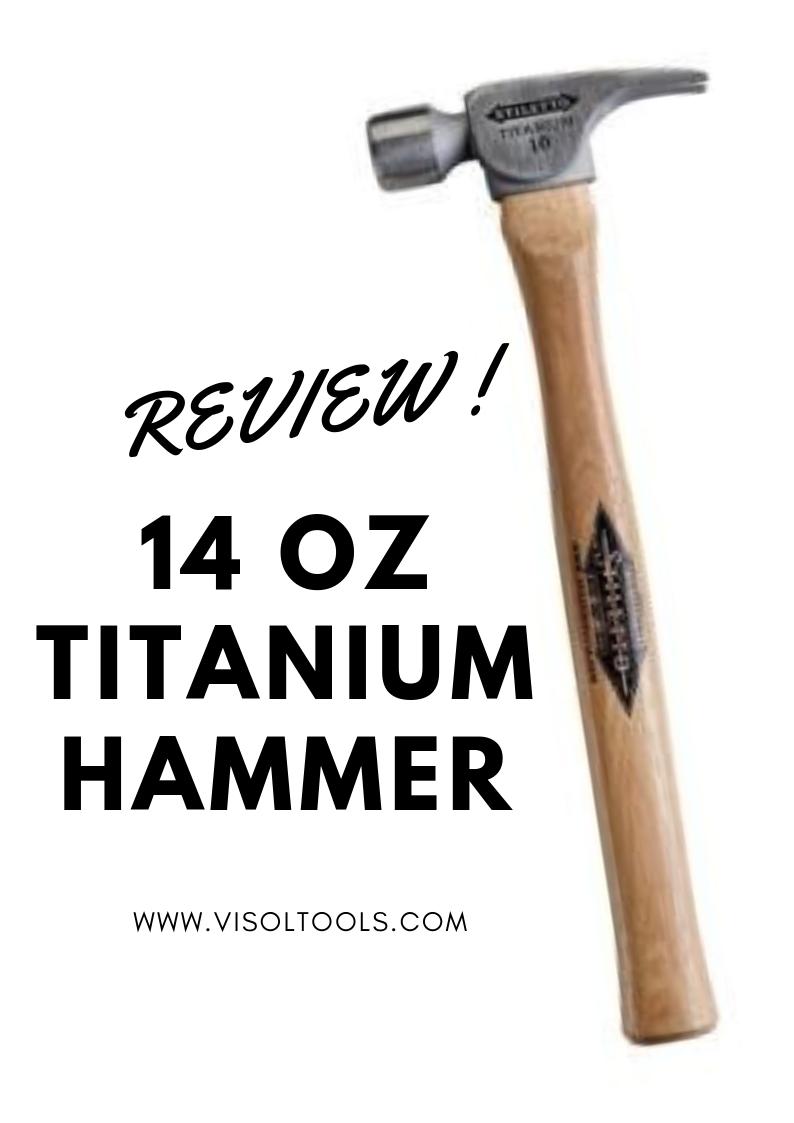 16 Oz Fiberglass Handle Rubber Mallet Construction Woodworking Jobsite Hand Tool