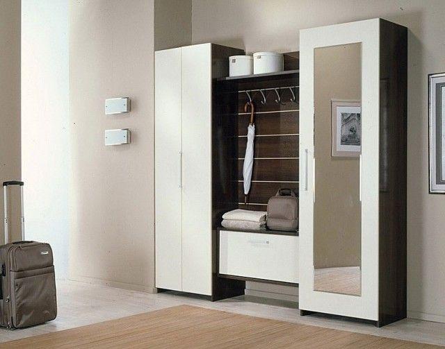 27 idées de meuble du0027entrée sympa pour embellir la maison Entrees - Meuble Chaussure Avec Porte Manteau