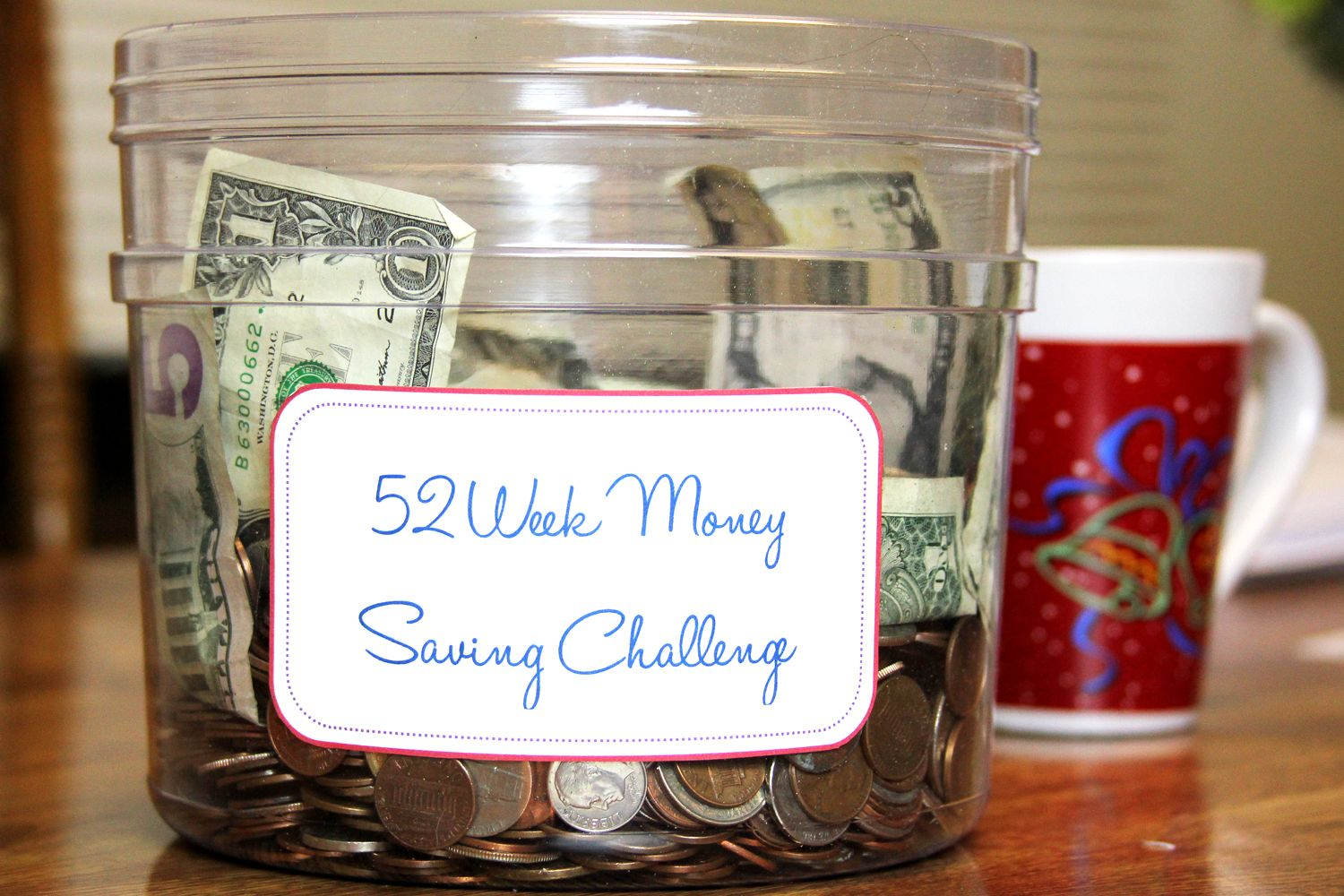 How would you like to have an extra $1,300 at the end of the year? Here is how to get there!
