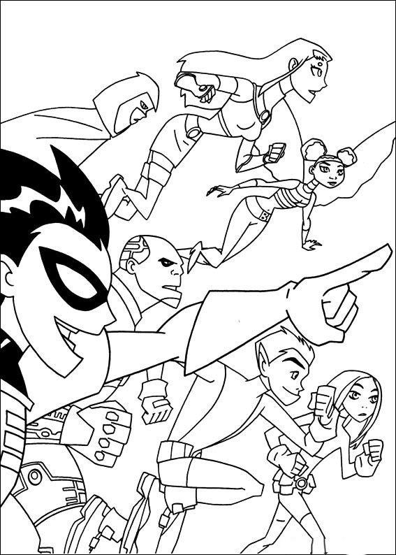 Pin Em Cartoon Coloring Pages