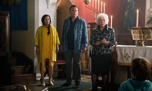 Kat and Alfie: Redwater review – the EastEnders spin-off still smells of soap #irishsea
