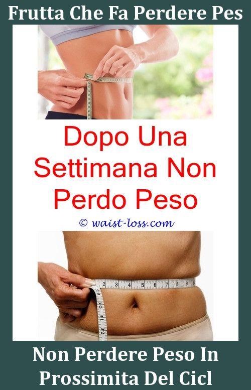 perdere peso velocemente fa male