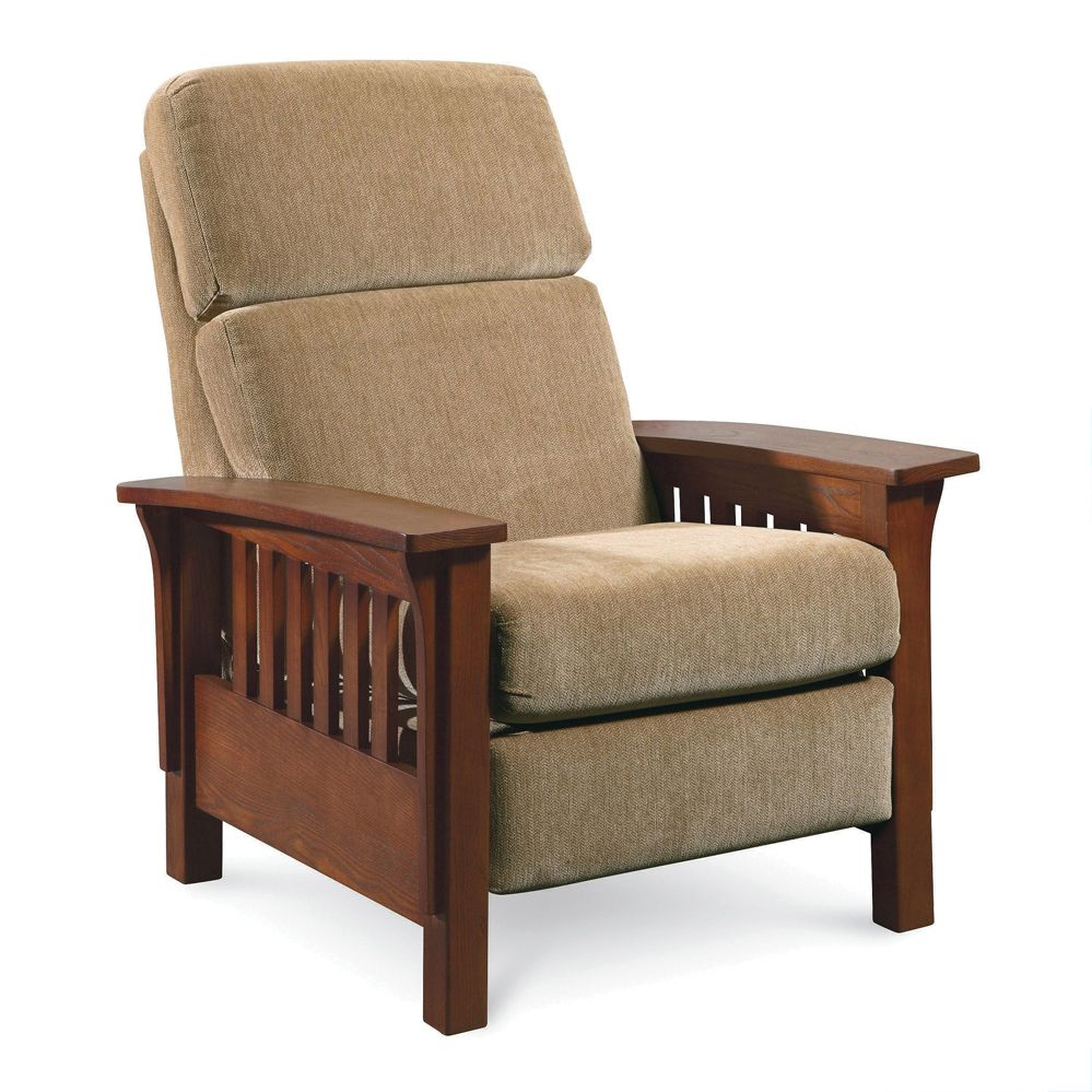 Lane Furniture Mission Hi Leg Recliner You Choose The Fabric Ln 2769 Furniture Recliner Chair Lane Furniture