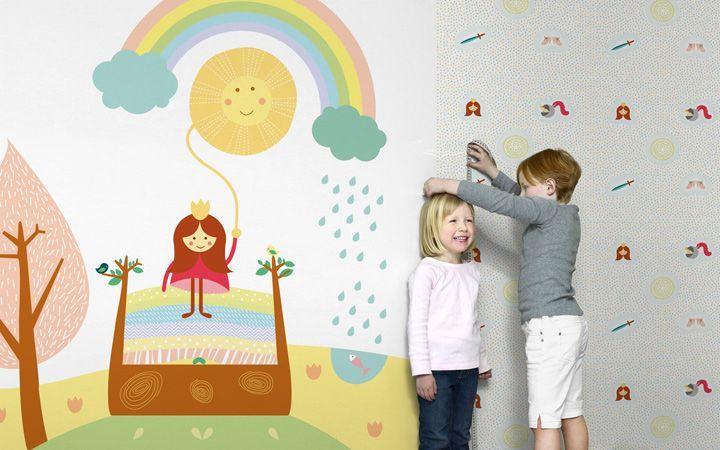 Bildtapete Fairytale, for her - Designer Tapeten DecorPlay