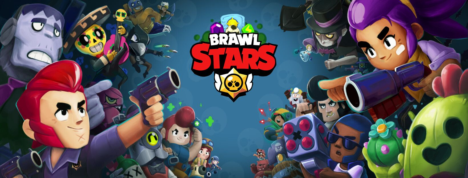 Artstation The Creation Of Brawl Stars Brawlstars Fan Art