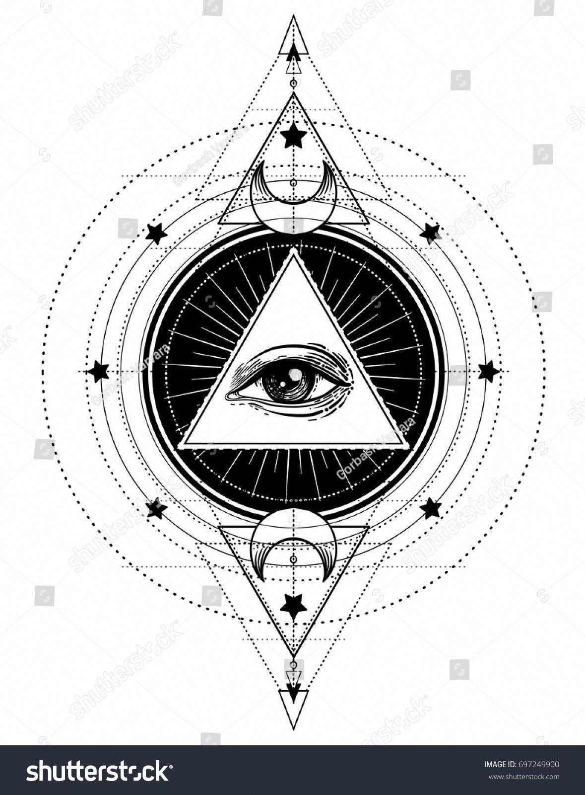 Pin by Sloan Barclay on Craft Eye tattoo, Third eye tattoos