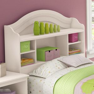 Home Bookcase Headboard Kids Bedroom Furniture Bookshelf Headboard