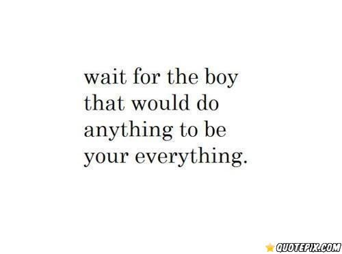 Sometimes You Want That Boy To Be His Own Person Where The Special