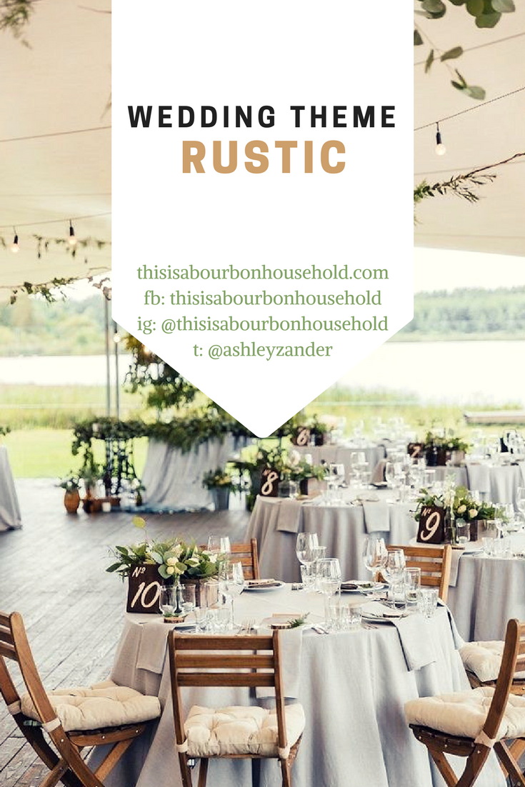 Rustic Theme Wedding Ideas . . Background photo used from https ...