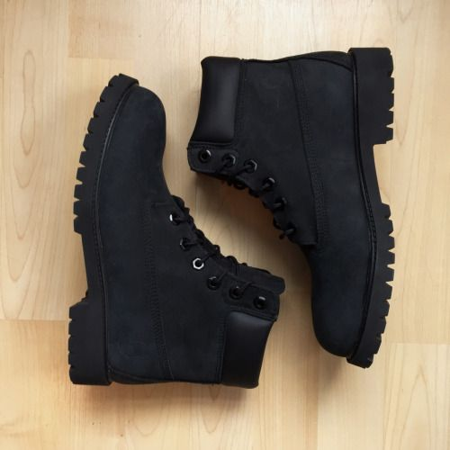 41965d7ffa Black Timberlands #Timbs #Coldweatheressentials | Wear it | Shoes ...