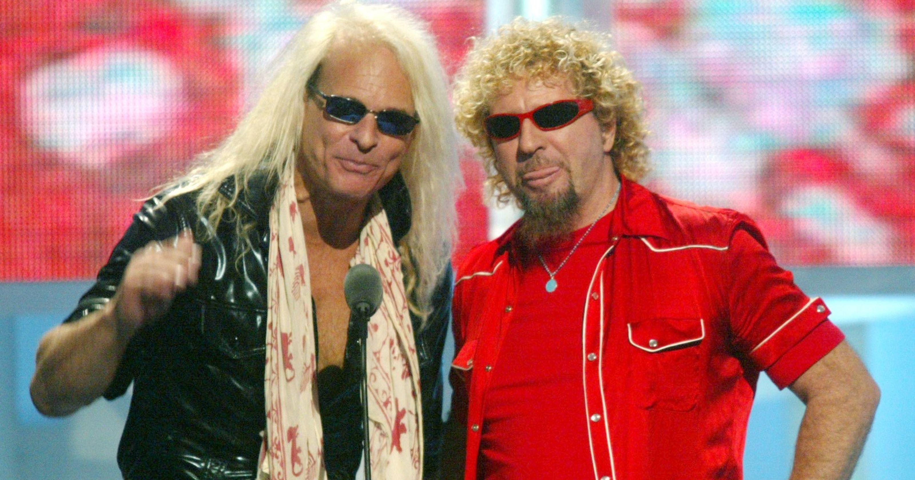 Sammy Hagar Wants David Lee Roth For His Festival Rock Music News Rock Music Van Halen