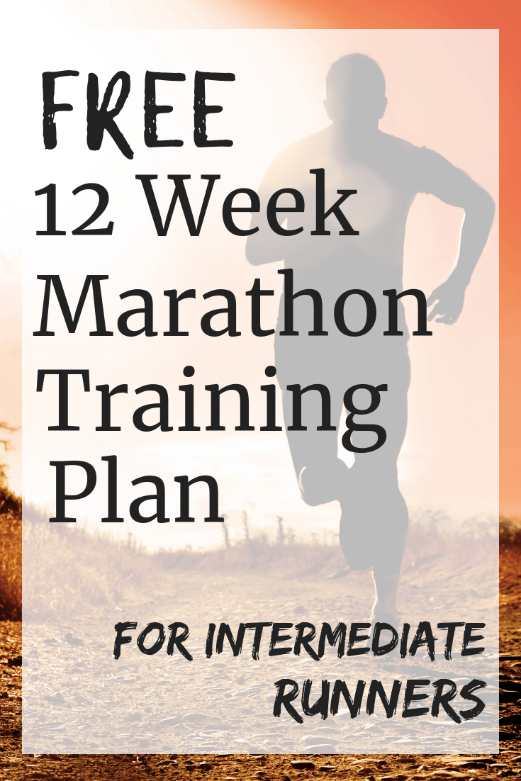 Need a running training plan? This marathon training plan is perfect for any regular runner that's l...
