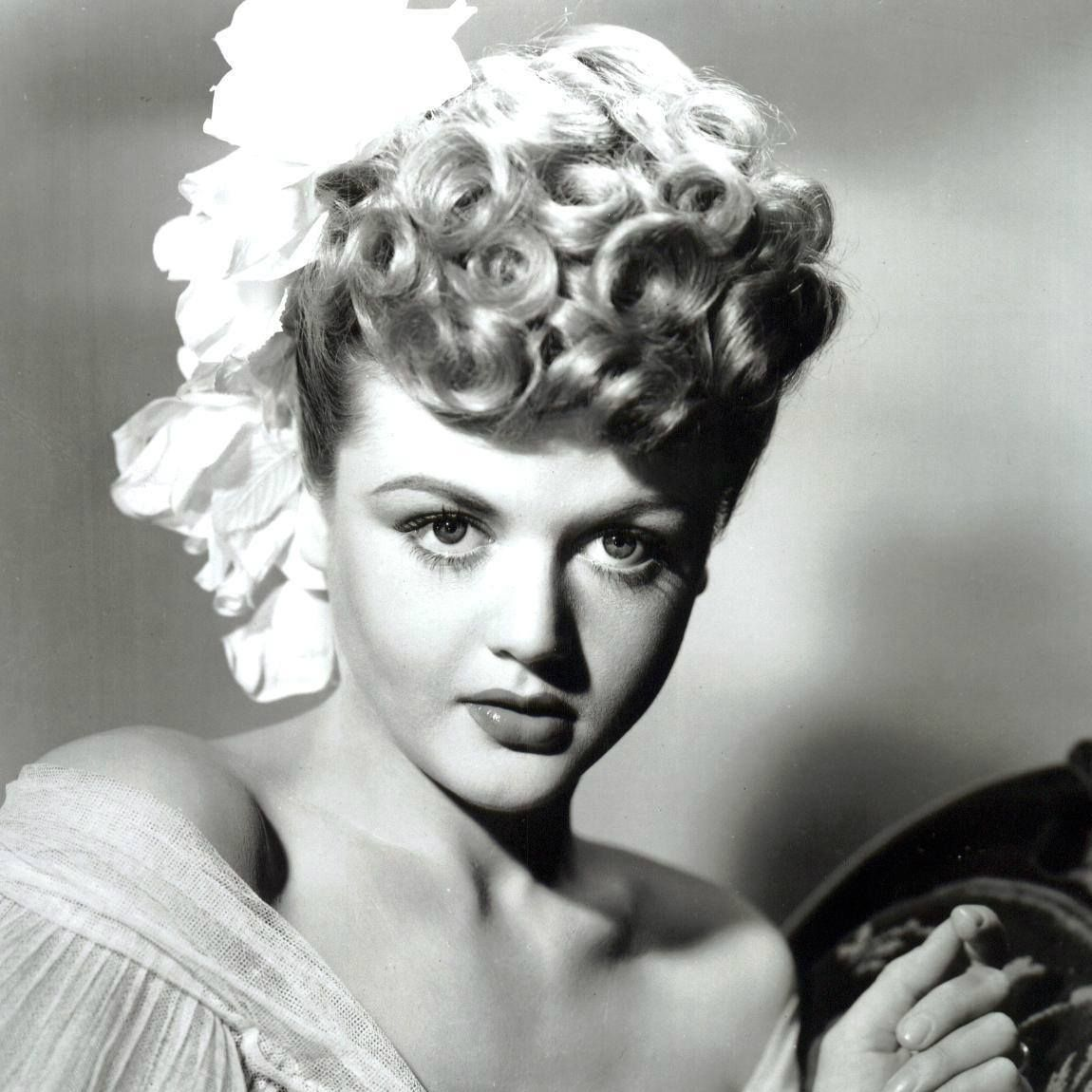 Elvis's mum, crime fighting novelist and witch that can travel under the water on a bed. Angela Lansbury 90 today