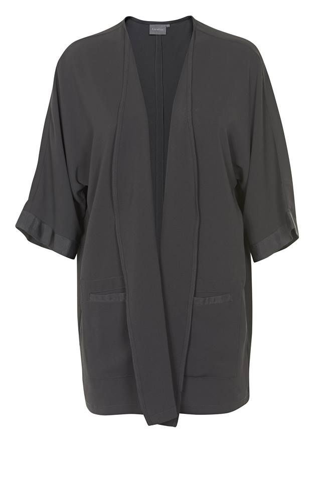 Going out on a lovely dinner up to the mountains? This light jacket from Gestuz will keep you warm.