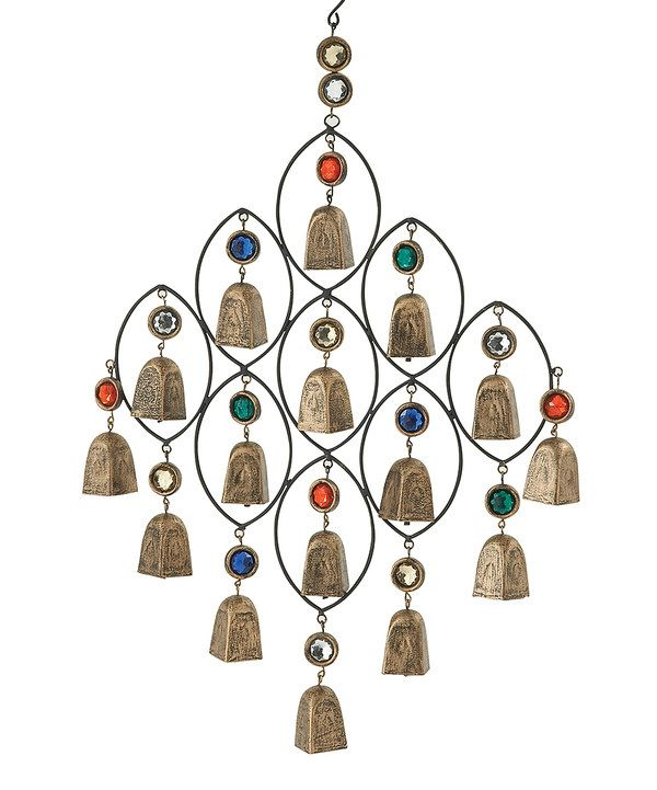 Look at this Beaded Bells Wind Chime on #zulily today!