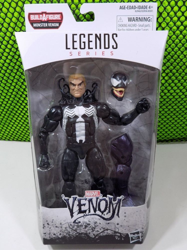 c206a8486f61 Marvel Legends VENOM Eddie Brock 6