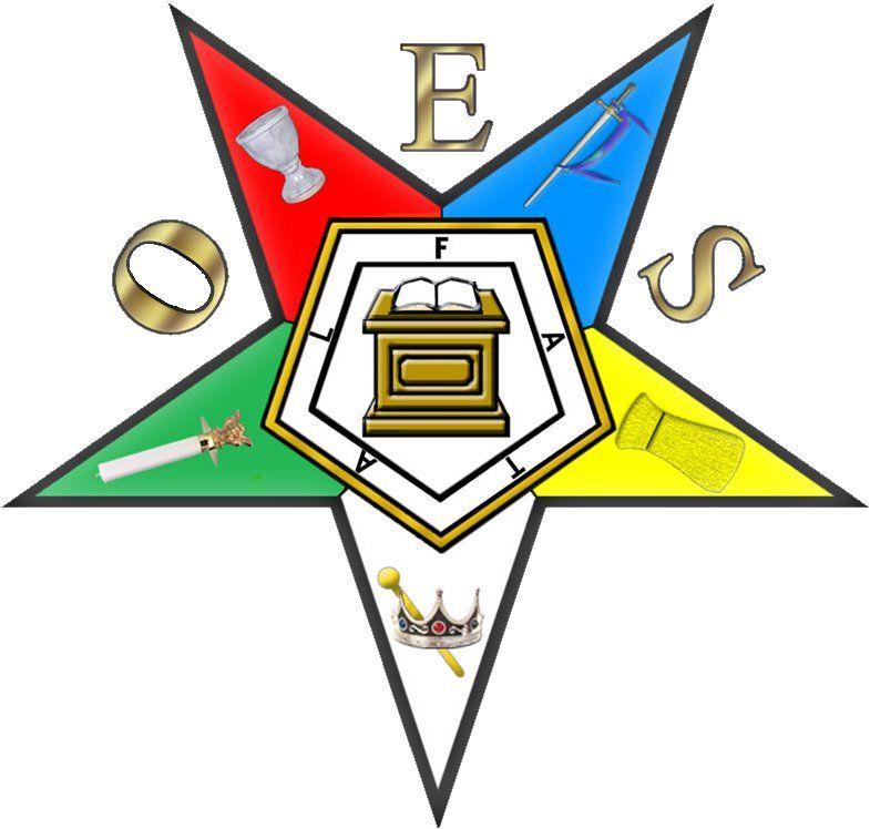 eastern star symbol clip art clipart vector illustration u2022 rh namnet org oes clipart pinterest oes clipart