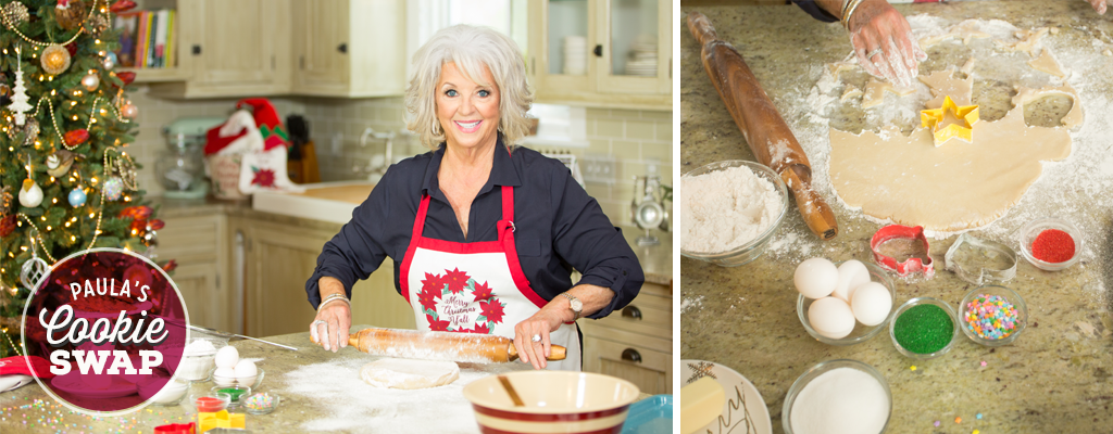 Check out what I found on the Paula Deen Network! Paula's