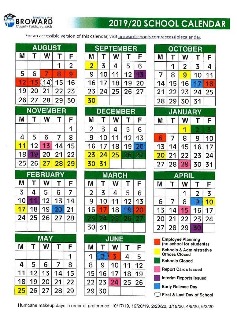 Broward Schools Calendar 2022.Exceptional Blank Broward County School Calendar Printable Calendar Template Calendar Printables Monthly Calendar Printable