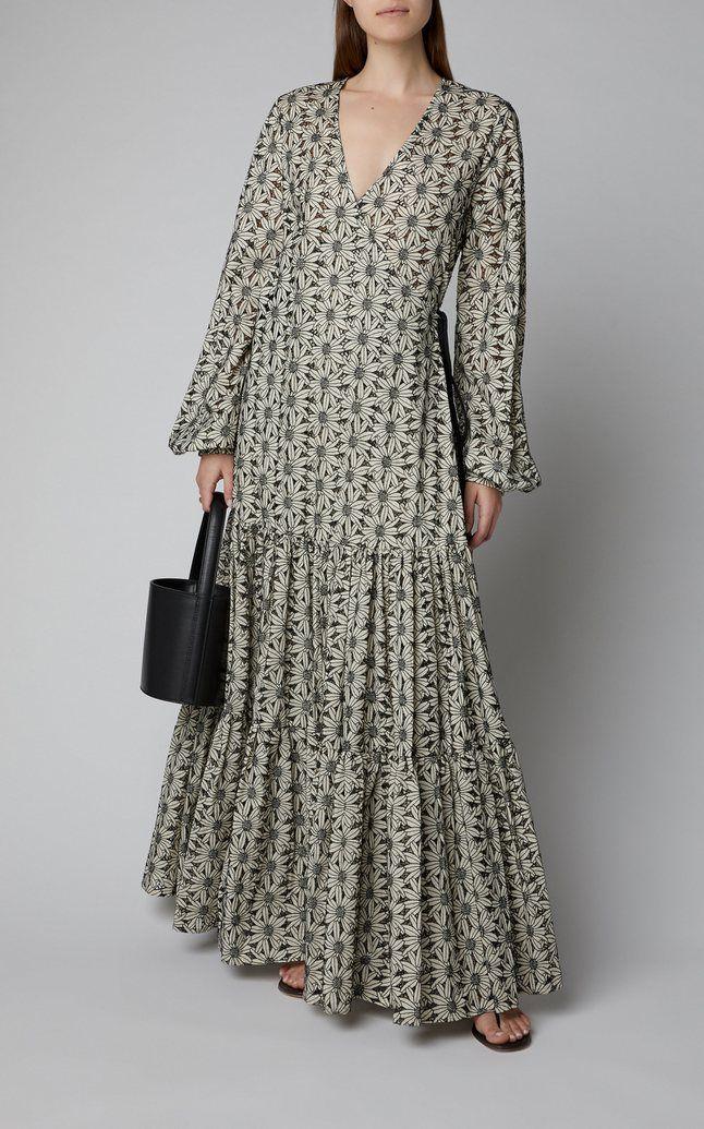 45++ Cotton maxi dress ideas