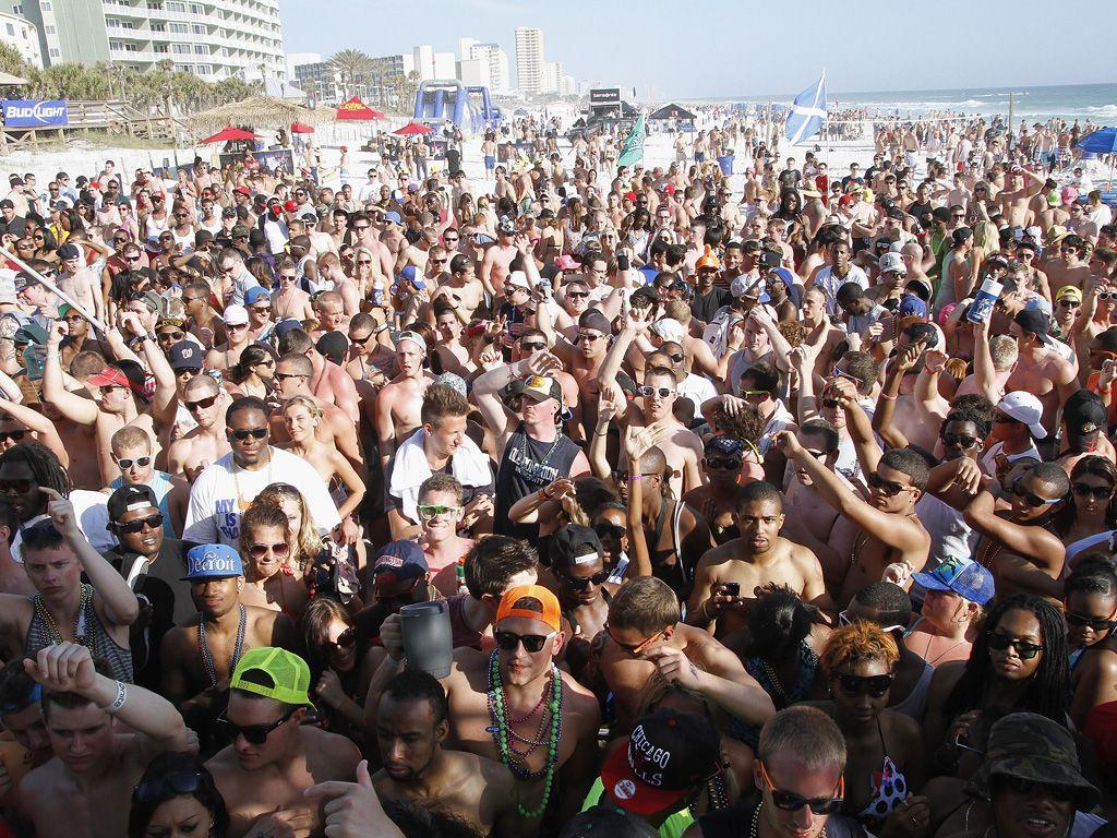 Panama City Beach Spring Break Hot Spots Travelchannel