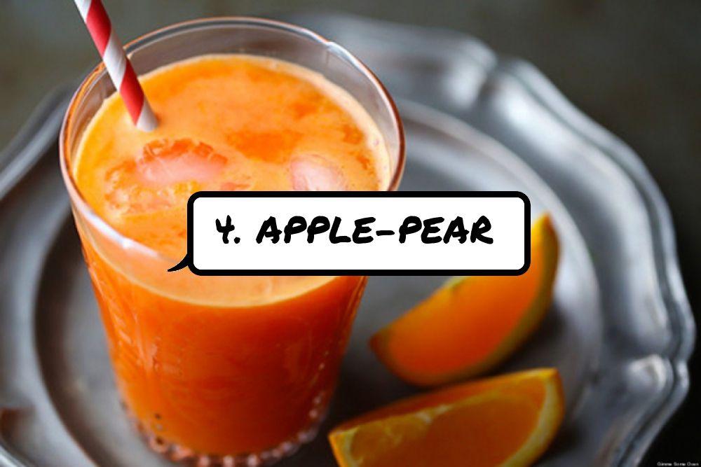 4. #Apple-Pear
