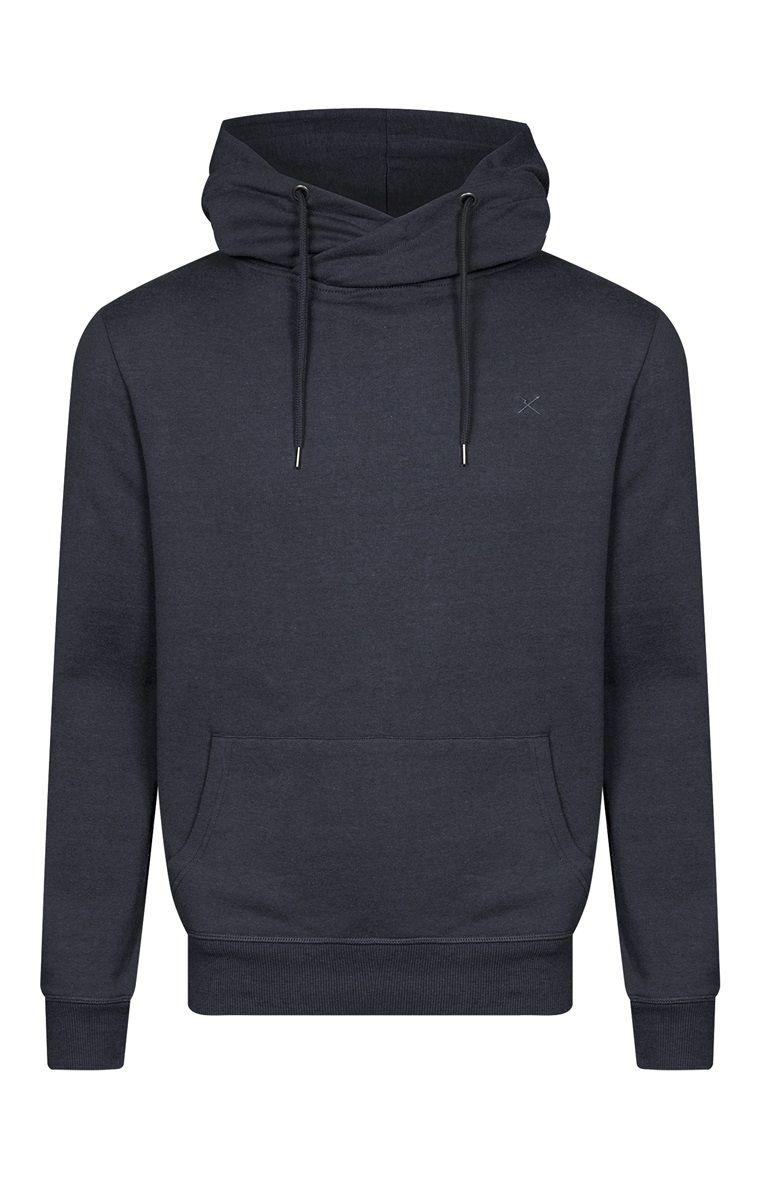 Dark Grey Marl Cowl Neck Hoody Hoodies Well Dressed Men Primark [ 1177 x 760 Pixel ]