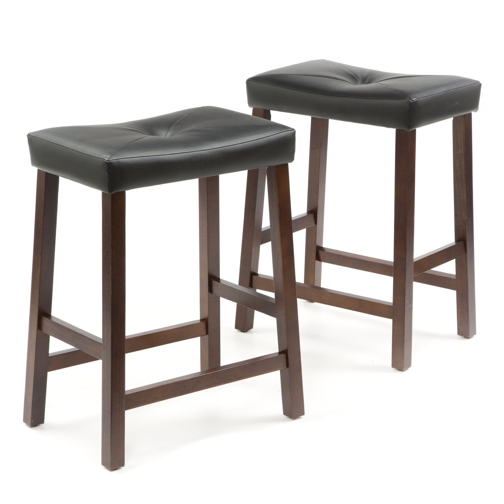 """Lottie 24"""" Bar Stools with Cushion Products Pinterest"""