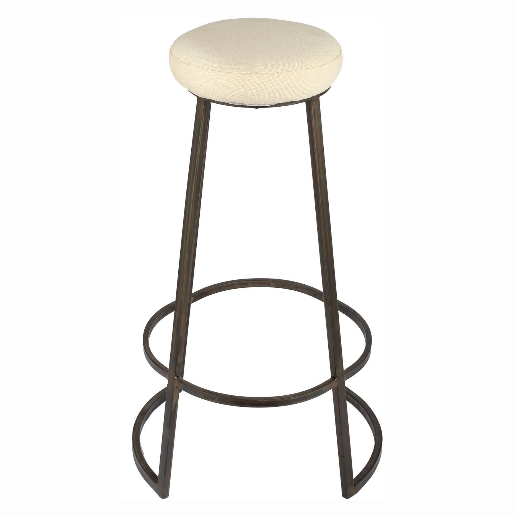 A B Home Rulo 30 5 In Backless Bar Stool 40289 Bar Stools A B Home
