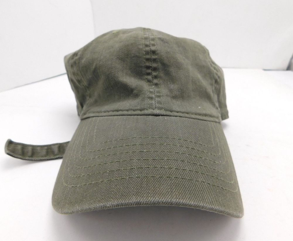 1647d34e532a5 Target Olive Green Hat Cap Strapback Adjustable Hunting Fishing Sports   Target  BaseballCap