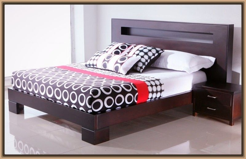 diseños-de-camas-en-madera-modernas.jpg (800×518) | muebles ...