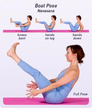 looking for an ab workout look no further than navasana