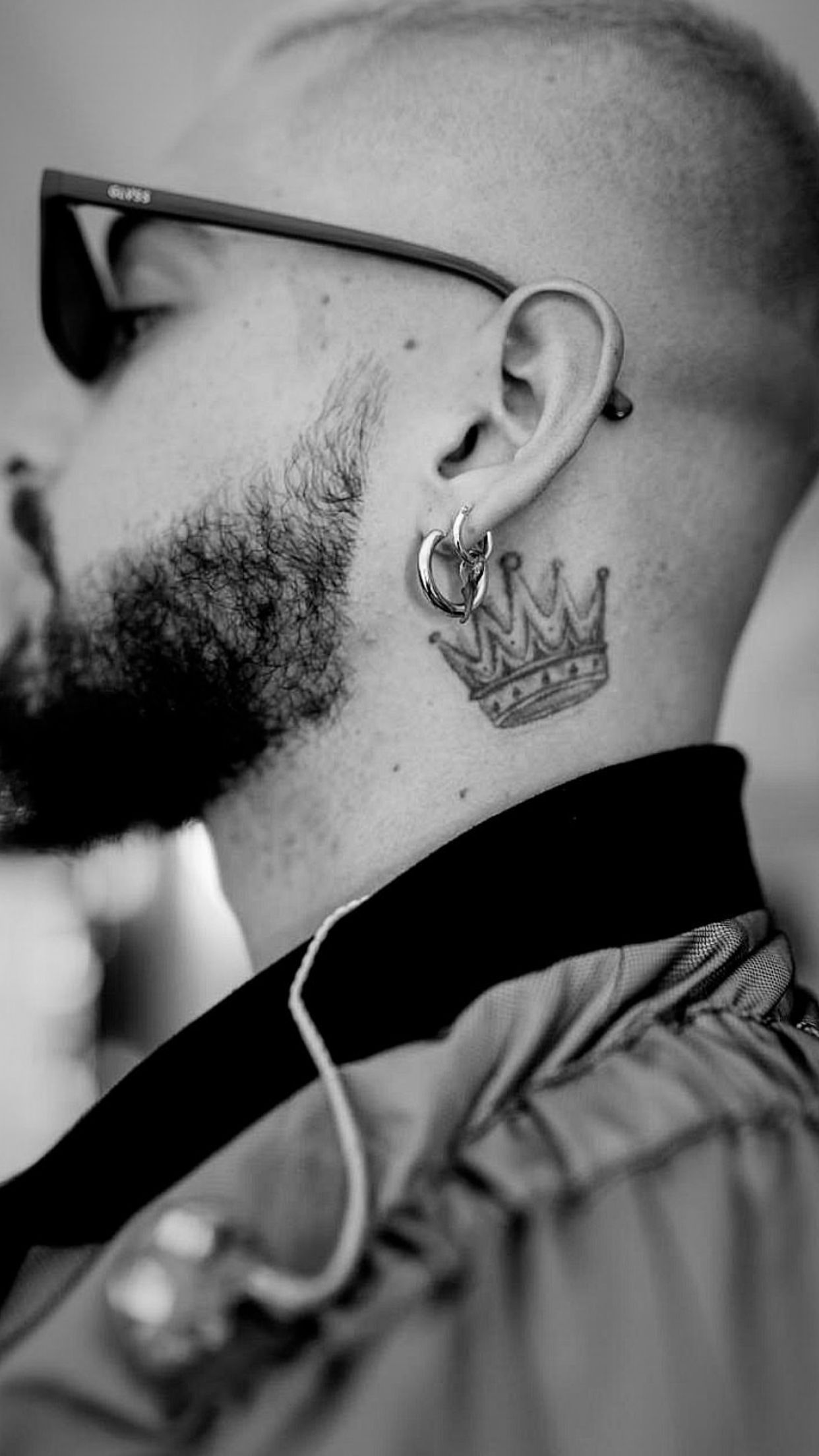 Annymartepena Neck Tattoo For Guys Tattoos For Guys Badass Small Neck Tattoos