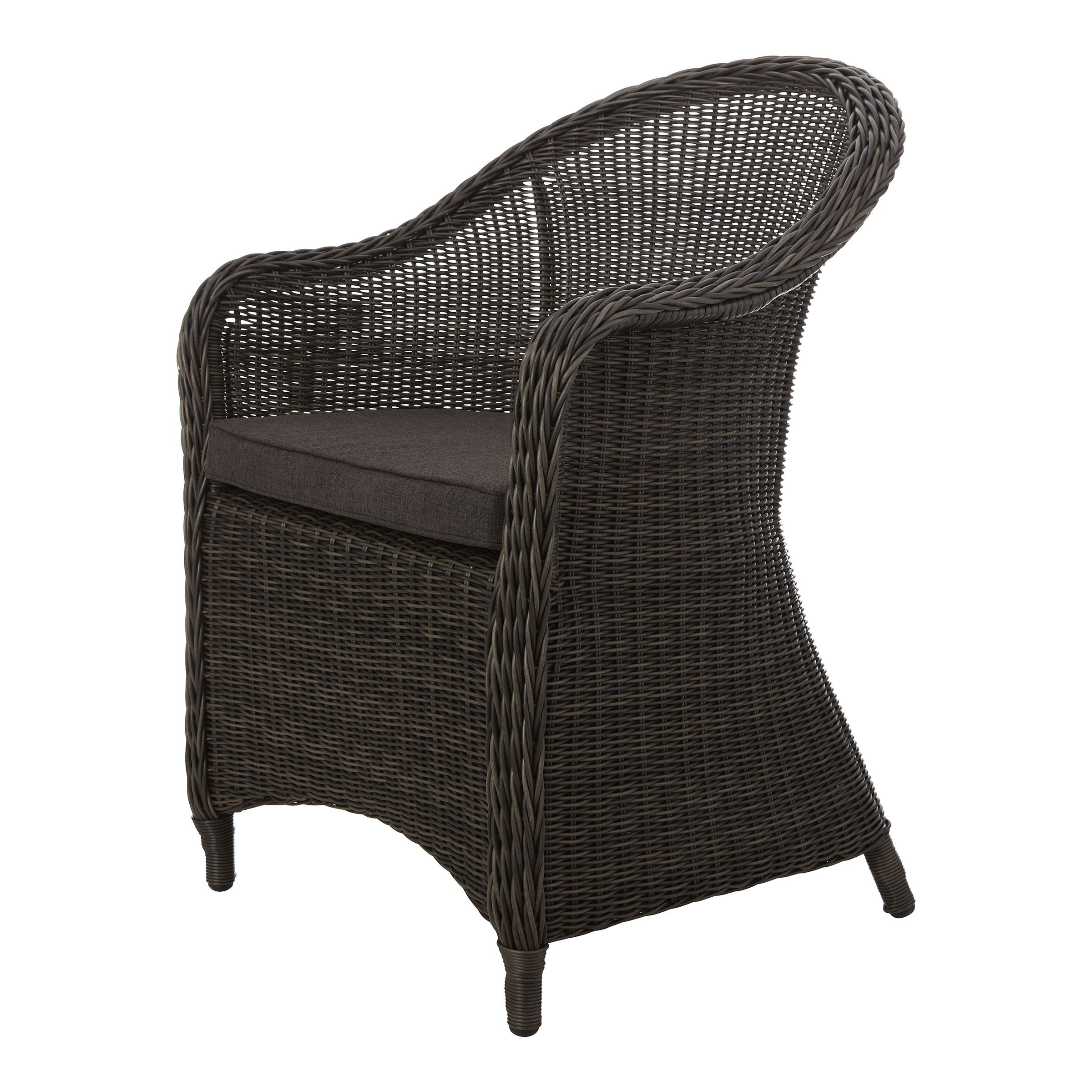 Mimosa Prado Vintage Wicker Chair Bunnings Warehouse