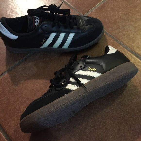 f7875f7660ce Brand new Adidas Samba Love these Adidas. I bought them a little to ...