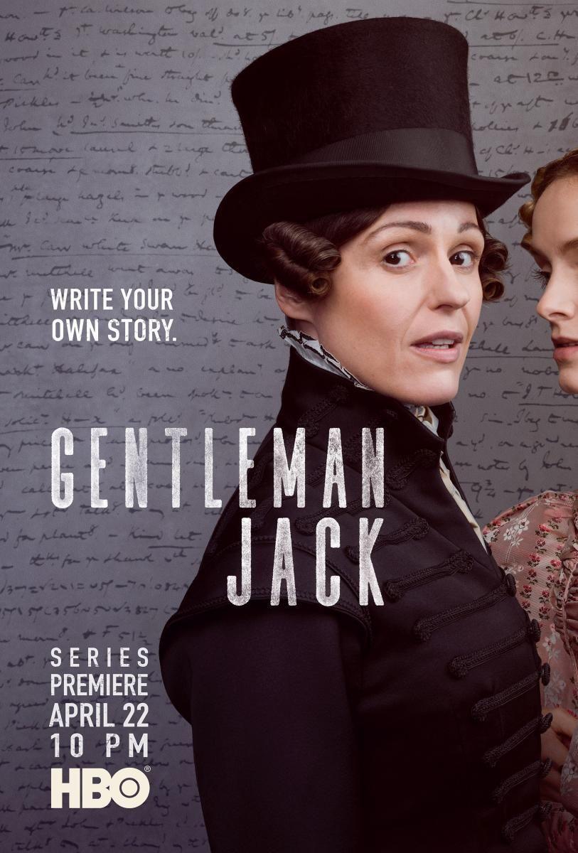 Gentleman Jack Serie De Tv 2019 Filmaffinity Gentleman Jack Sophie Rundle Tv