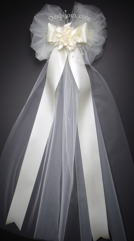 Wedding+Pew+Bows+Church+Decorations