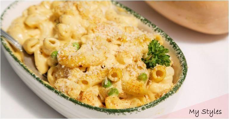 Macaroni and no cheese center for nutrition studies