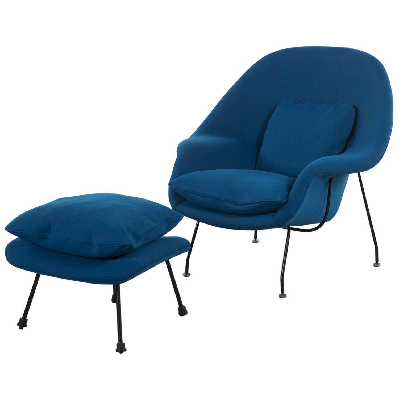 Havana Chair With Foot Rest Scandinavia Design Furniture Interior Deco