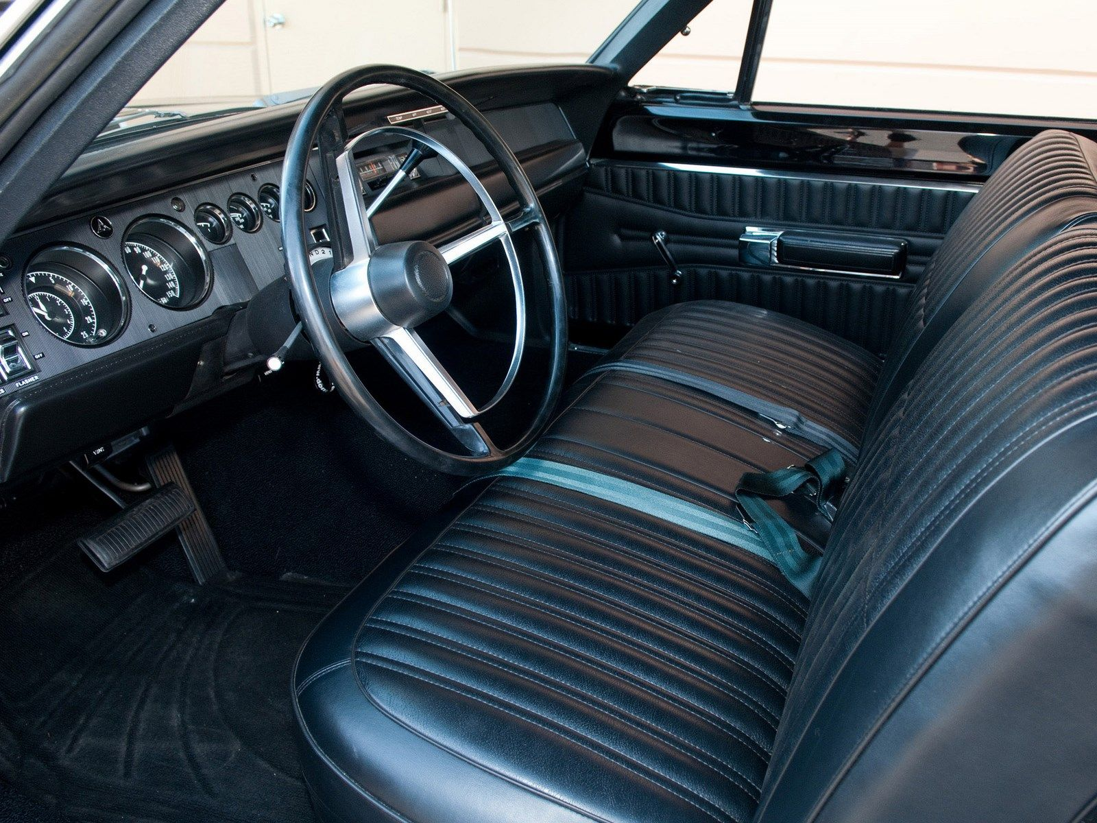 1968 - Dodge Coronet - super bee - interior | Mopar Coronet